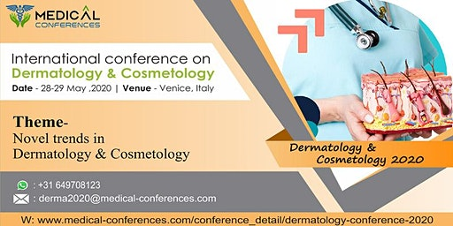 International Conference on Dermatology & Cosmetology