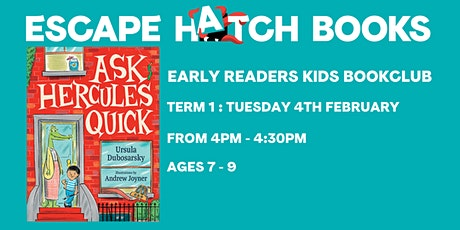 Early Readers Kids Book Club tickets
