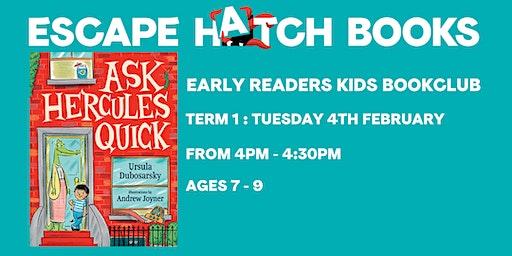 Early Readers Kids Book Club