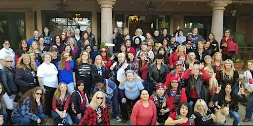 12th Annual Ladys Valentine Ride & Lunch to Harris
