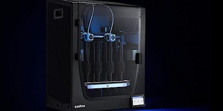 3D Printer Product Demo - BCN3D Epsilon  tickets
