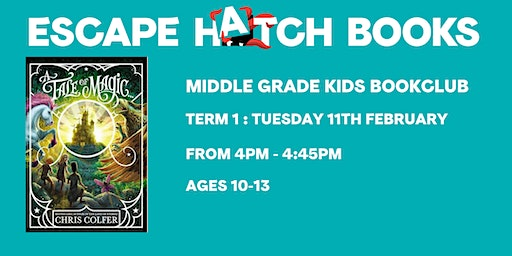 Middle Grade Kids Book Club