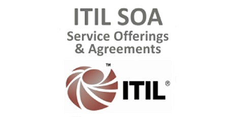 ITIL-Service Offerings And Agreements(SOA)-Pro 5 Days Training in Canberra tickets