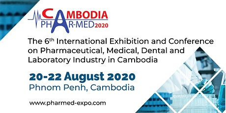 Cambodia Phar-med expo 2020 tickets