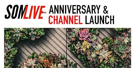Grammy Week: SOM Anniversary & Channel Launch tickets