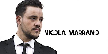 Nicola Marrano biglietti