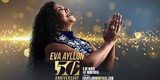 """Eva Ayllon  """"5 Decadas de Musica Criolla"""""""