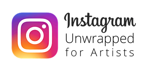 "Art : Clinic ""Instagram Unwrapped for Artists"" tickets"