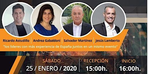 Evento Lyconet España por Blo Team