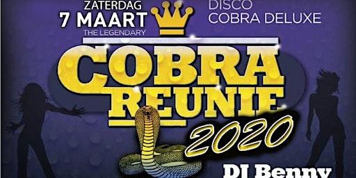 Cobra reunie 2020