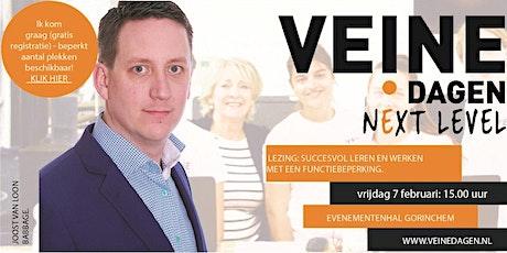 Lezing Joost van Loon tickets