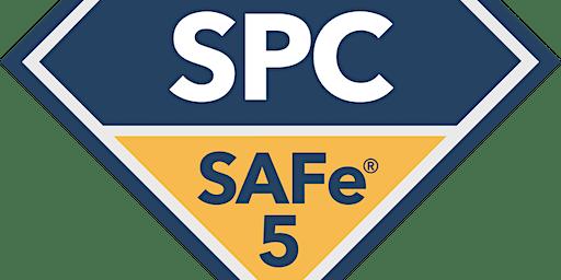 Implementing SAFe® 5  SPC Certification-Brussels, Belgium September 2020