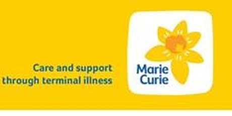 Una and David's Fundraising Disco Night for Marie Curie tickets