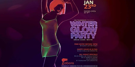 Winter Glow Party tickets