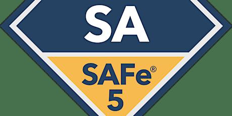Leading SAFe® Public- Belgium tickets