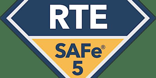 SAFe 5 Release Train Engineer (RTE) - Belgium- September 2020