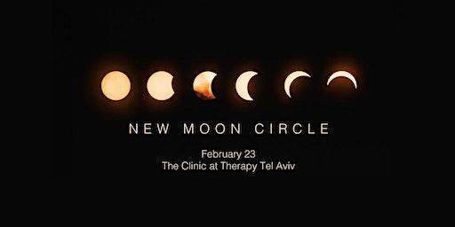 New Moon Circle Tel Aviv