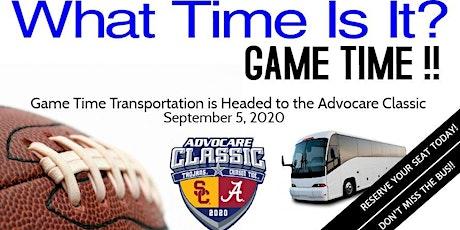 09/05/2020 Advocare Classic Transportation & Shuttle tickets
