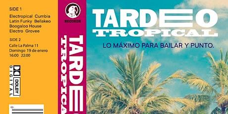 Festival Gran Tardeo Tropical entradas