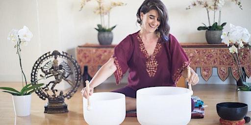 Sound Bath Immersion with Melissa Felsenstein