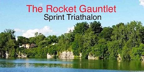 The Rocket Gauntlet Sprint Triathlon tickets