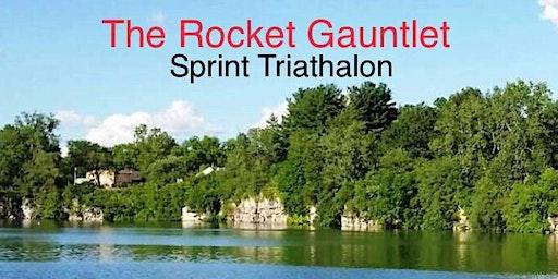 The Rocket Gauntlet Sprint Triathlon