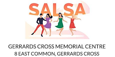 Salsa Dance Classes in Gerrards Cross. Beginners welcome. tickets