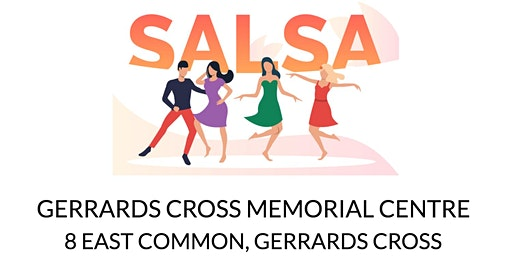 Salsa Dance Classes in Gerrards Cross. Beginners welcome.