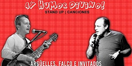 Ay Humor Divino   Stand Up y Canciones de Humor en el Teatro Brown de La Boca entradas