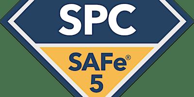 Implementing SAFe® 5 SPC Certification-Berlin, Ge