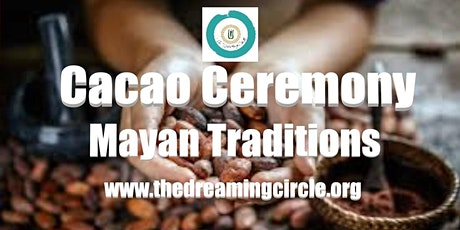 Cacao Ceremony,  New Moon, Burges H. tickets