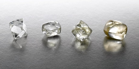 Diamonds - the oldest luxury in the world. tickets