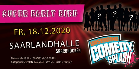 UNSERDING COMEDY SPLASH - Süddeutschlands größte Mixshow.. tickets
