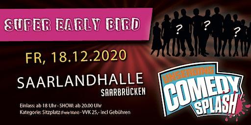 UNSERDING COMEDY SPLASH - Süddeutschlands größte Mixshow..