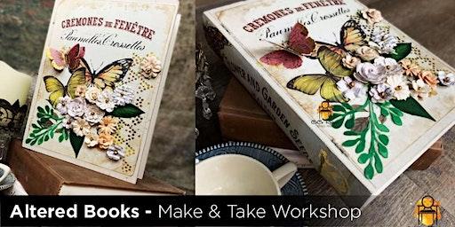 Altered Book - Make & Take