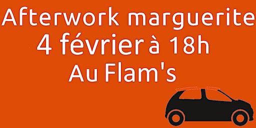 Afterwork marguerite chez Flam's