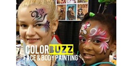 Basics of Cosplay/Face Painting Makeup (04-04-2020 starts at 10:00 AM) tickets
