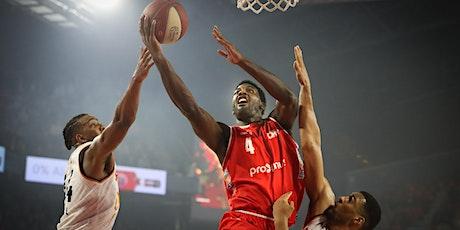 EuroMillions Basketball League: Spirou Charleroi - Filou Oostende tickets