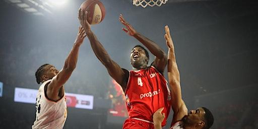 EuroMillions Basketball League: Spirou Charleroi - Filou Oostende