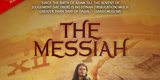 The Messiah with Shaykh Hasan Ali: FREE in Gloucester!