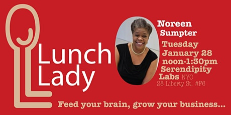 Lunch Lady - New Decade: Time to Turn on Your Dream Machine tickets