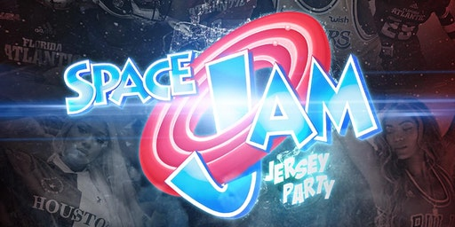SPACE JAM: BACK 2 SCHOOL JERSEY PARTY