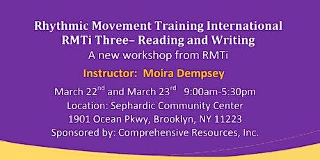 Rhythmic Movement Training tickets