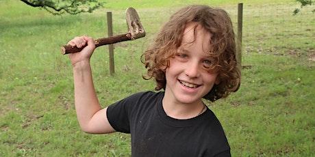 Bronze Age Axe Casting class: Vail, AZ billets
