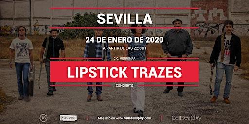 Concierto Lipstick Trazes en Pause&Play Metromar