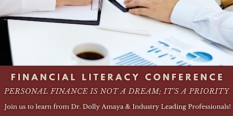 FINANCIAL LITERACY CONFERENCE tickets