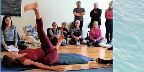 Water, Body and open movement  - Health and wellbeing conference/workshop tickets