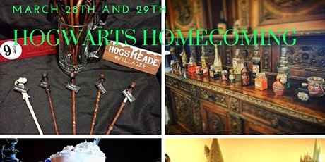 Hogwarts Homecoming 2020 tickets
