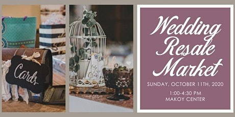 Wedding Resale Market tickets