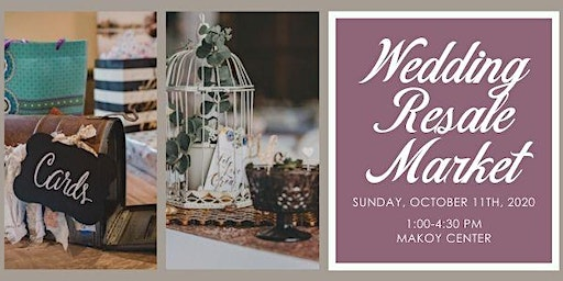 Wedding Resale Market